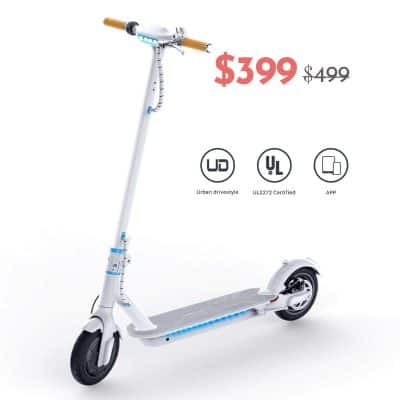 TOMOLOO Foldable Electric Scooter