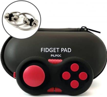 PILPOC Fidget Controller Pad