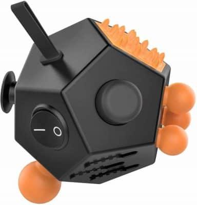 ATIC 12-Sided Fidget Cube
