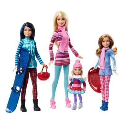 Barbie Sisters Winter Edition