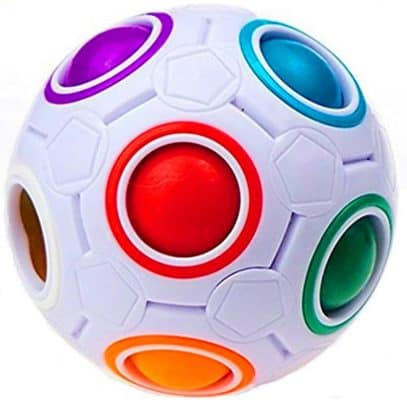 CuberSpeed Rainbow Ball