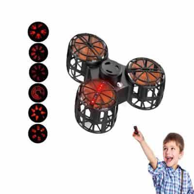 EliveBuy Flying Fidget Spinner