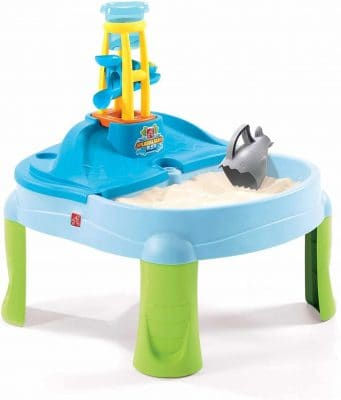 Step2 Splash 'N Scoop Bay Sand and Water Table