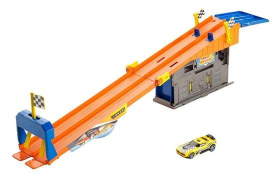 Rooftop Race Garage