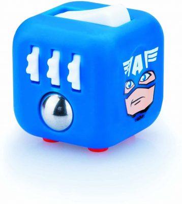 Antsy Labs Captain America Fidget Cube