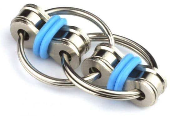 The Flippy Chain Fidget Toy