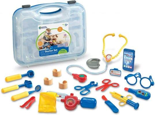 Pretend & Play Doctor Kit