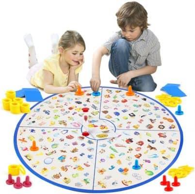VATOS Match Board Game