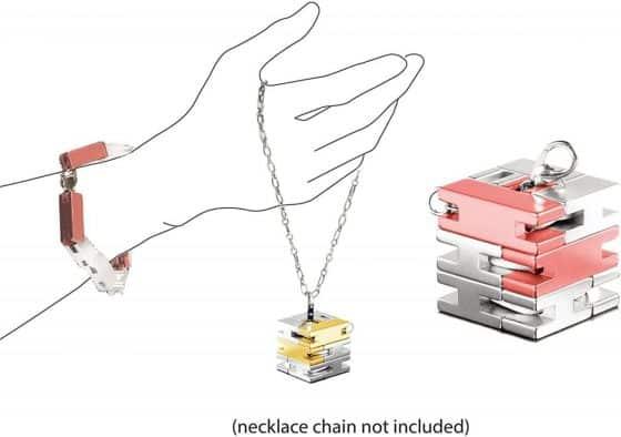PLAYABLE ART Bracelet Cube