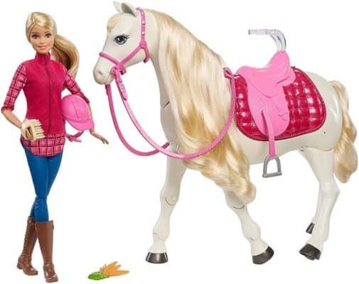 Barbie Dreamhorse Doll Playset