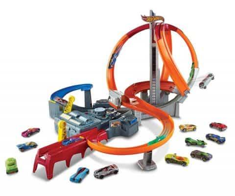 Spin Storm Track Set