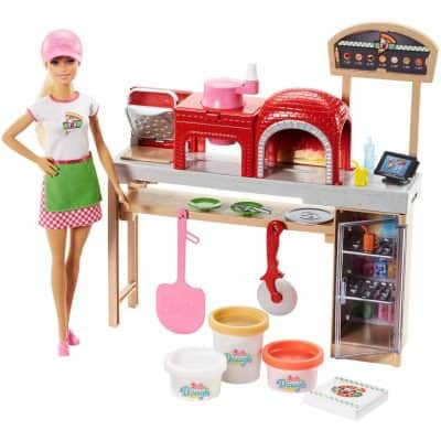 Barbie Pizza Chef Doll