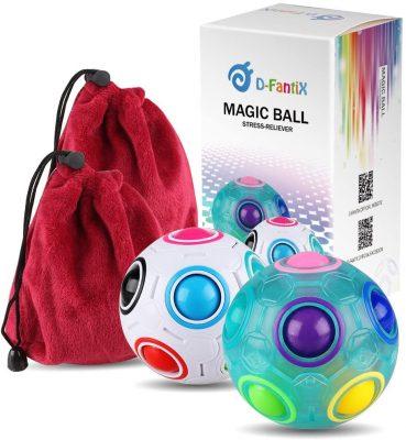 D-FantiX Rainbow Puzzle Ball