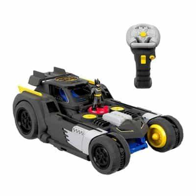 Transforming Batmobile RC Car