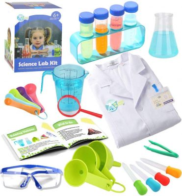 UNGLINGA Kids Science Experiment Kit