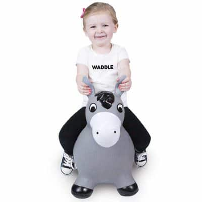 Waddle Inflatable Hopper Toy Horse