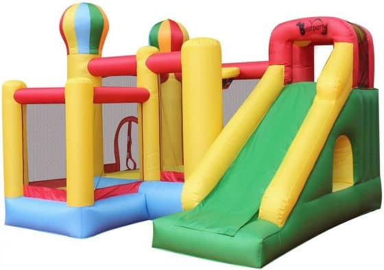 BestParty 6-in-1 Bounce House