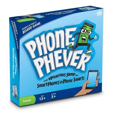 Phone Phever Board Game