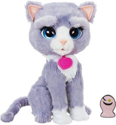 FurReal Bootsie Interactive Plush Kitty