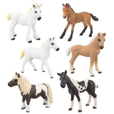 Toymany Realistic Horse Pony Figurines