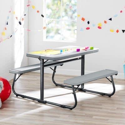 YZone Kids' Folding Picnic Table