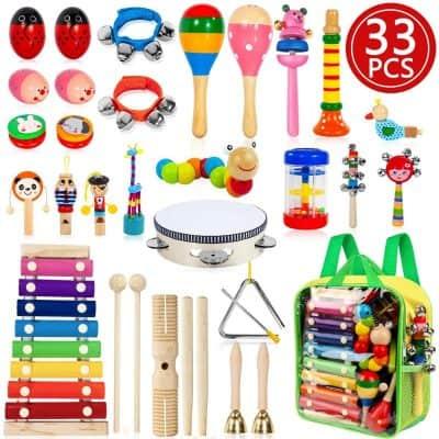 TAIMASI Kids' Musical Instruments