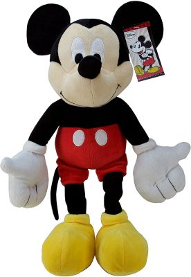 Mickey Mouse Classic Plush Pillow Buddy