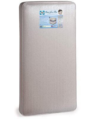 Sealy Baby Firm Rest Infant/Toddler Crib Mattress