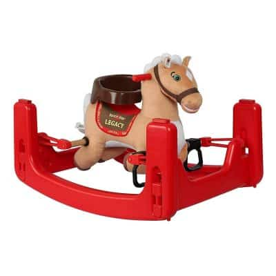 Rockin' Rider Grow-with-Me Horse Toy
