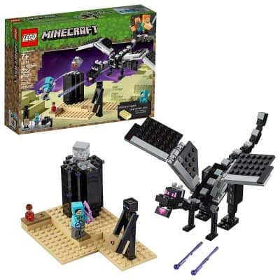 LEGO Minecraft Dragon Building Kit