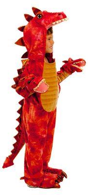 Hydra the 3-headed Dragon Kids' Costume