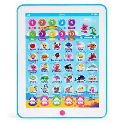 Baby Shark Educational Tablet