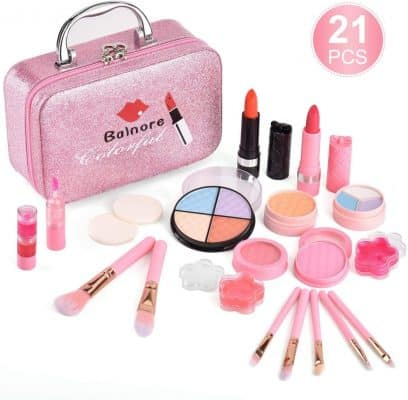 Balnore Washable Makeup Toy Set