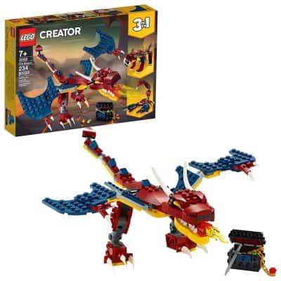 LEGO Creator 3-in-1 Fire Dragon