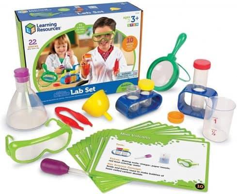 Primary Science Lab Activity Set