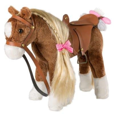 HollyHome Horse Pretty Plush Toy