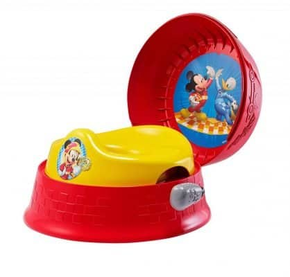 Mickey Mouse 3-in-1 Potty System