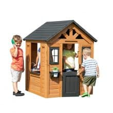 Backyard Discovery Sweetwater All Cedar Wood Playhouse