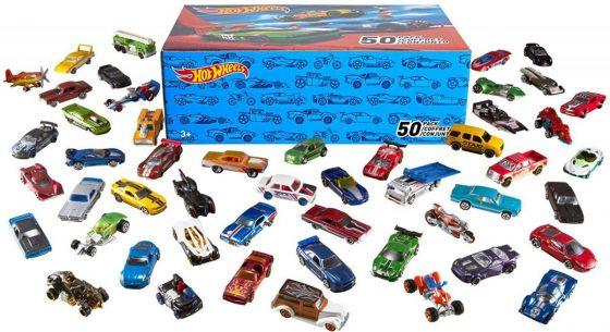 50 Car Gift Pack