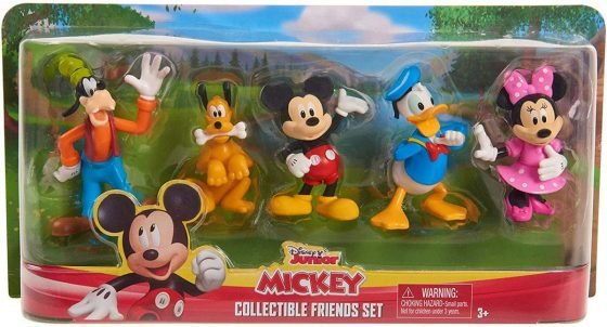 Mickey Collectible Friends Set
