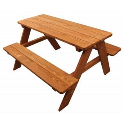 Home Wear Children's Wood Picnic Table
