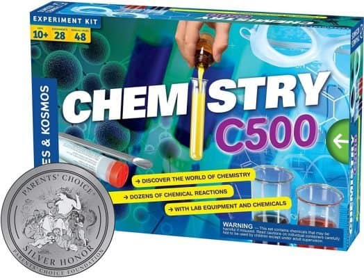 Thames & Kosmos Chemistry Chem C500