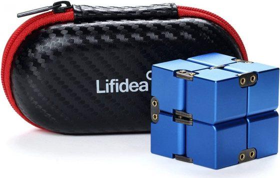 Lifidea Metal Infinity Cube