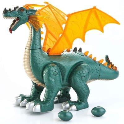 JOYIN Realistic Electric Dragon