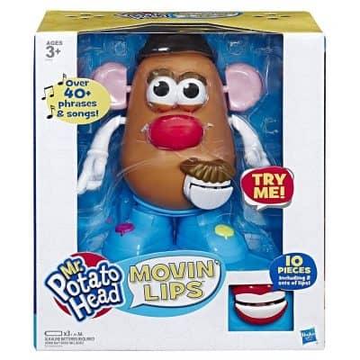 Mr. Potato Head Movin' Lips'