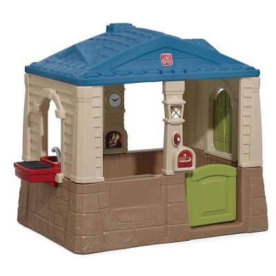 Step2 Happy Home Cottage & Grill Kids Playhouse