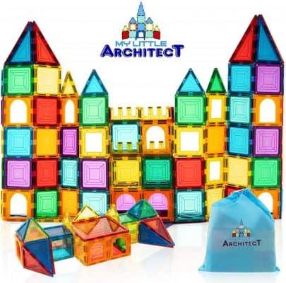 My Little Architect, Magnetic Tiles for Kids