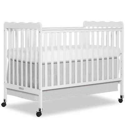 Dream on Me Classic 3-in-1 Convertible Crib