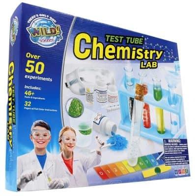 Wild Test Tube Chemistry Lab