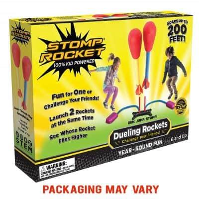 Stomp Rocket Dueling Rockets